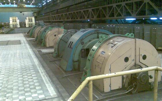 Maszyny serwisowane u klienta